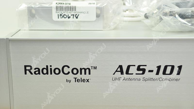 Brand New TELEX C-1616 4 Line RADIO CONTROL CONSOLE F01U144210