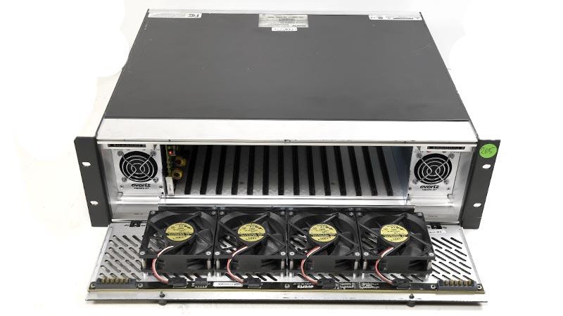 Details about Evertz 7800FR-QT 3RU Quiet MultiFrame with 7700FC Frame  Controller 7700 &7800